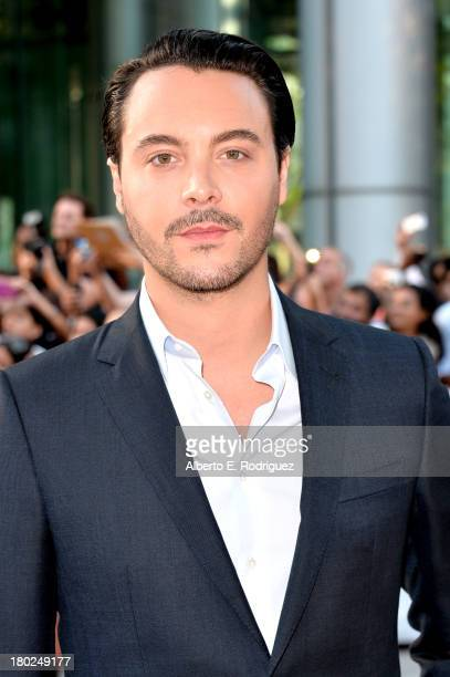 Actor Jack Huston arrives at Kill Your Darlings Premiere during the 2013 Toronto International Film Festival at Roy Thomson Hall on September 10 2013...