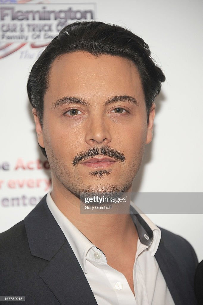 Actor Jack Huston attends the 2013 Actors Fund Gala at the Marriott Marquis Hotel on April 29, 2013 in New York City.
