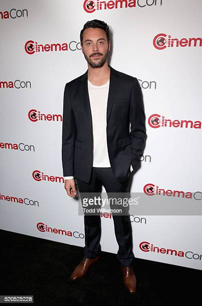 Actor Jack Huston attends the CinemaCon 2016 Gala Opening Night Event: Paramount Pictures Highlights its 2016 Summer and Beyond Films at The...