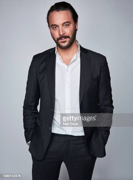 Actor Jack Huston poses for a portrait at The National Board of Review Annual Awards Gala on January 8 2019 at Cipriani 42nd Street in New York City