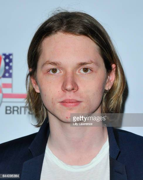 Actor Jack Kilmer arrives at 10th Annual Toscars at The Renberg Theatre on February 22 2017 in Los Angeles California