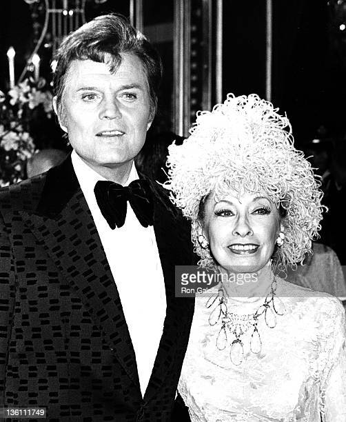 Actor Jack Lord attends Sixth Annual American Film Institute Lifetime Achievement Awards Honoring Henry Fonda on March 1 1978 at the Beverly Hilton...
