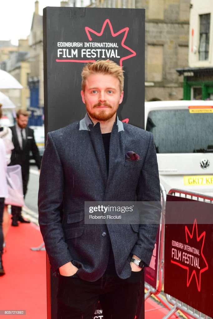 Actor Jack Lowden attends the world premiere for 'England is mine' and closing event of the 71st Edinburgh International Film Festival at Festival Theatre on July 2, 2017 in Edinburgh, Scotland.