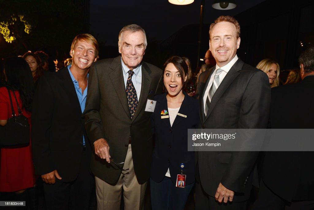 NBC's 80th Page Program Anniversary Celebration : News Photo