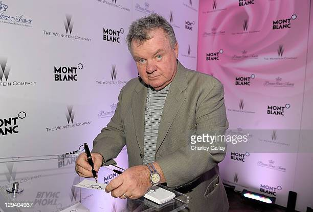 Actor Jack McGee arrives at the Montblanc Cocktail Party cohosted by Harvey and Bob Weinstein celebrating the Weinstein Company's Academy Award...