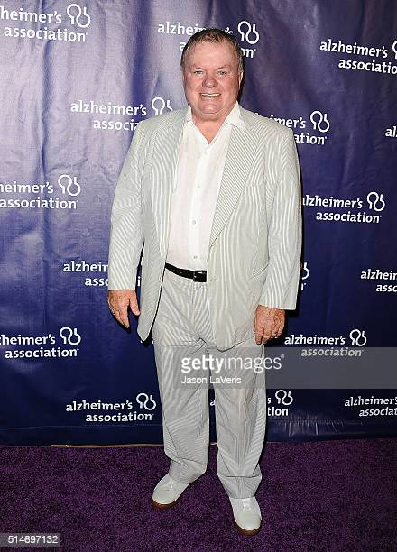 Actor Jack McGee attends the 2016 Alzheimer's Association's A Night At Sardi's at The Beverly Hilton Hotel on March 9 2016 in Beverly Hills California
