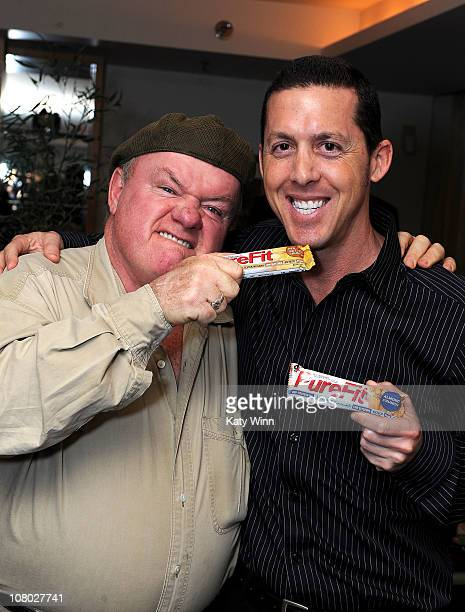 Actor Jack McGee poses at the 2011 DPA Golden Globes Gift Suite at the L'Ermitage Hotel on January 13 2011 in Beverly Hills California