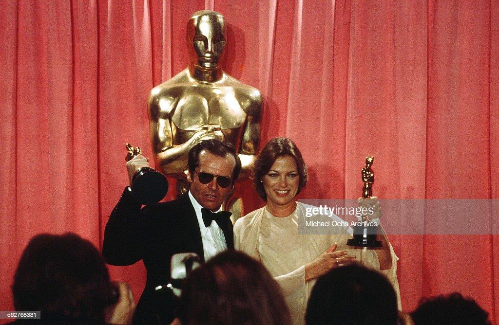 48th Academy Awards : News Photo