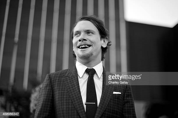 Actor Jack O'Connell attends the 18th Annual Hollywood Film Awards at The Palladium on November 14 2014 in Hollywood California