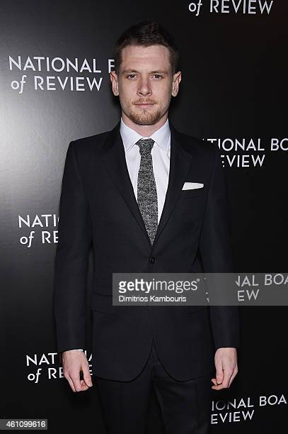 Actor Jack O'Connell attends the 2014 National Board of Review Gala at Cipriani 42nd Street on January 6 2015 in New York City