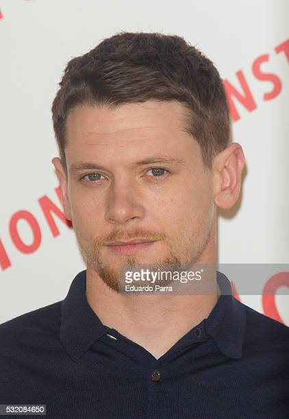 Actor Jack O'Connell attends the 'Money Monster' photocall at Villamagna hotel on May 18 2016 in Madrid Spain