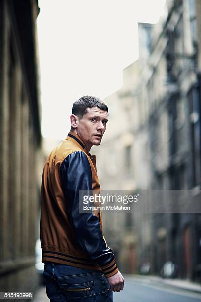 Actor Jack O'Connell is photographed for ES magazine on April 6 2016 in London England
