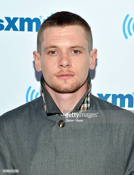 Actor Jack O'Connell visits SiriusXM Studios on December 3 2014 in New York City