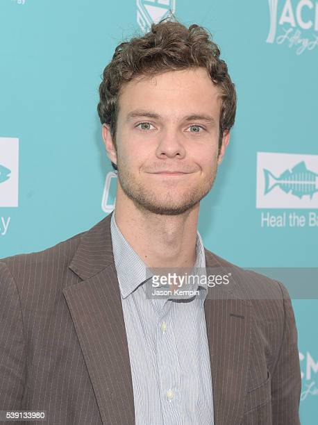 Actor Jack Quaid attends Heal the Bay's annual Bring Back the Beach Gala at on June 9 2016 in Santa Monica California