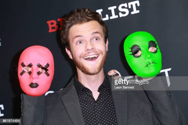 Actor Jack Quaid attends the 2017 Screamfest Horror Film Festival Premiere Of Tragedy Girls at TCL Chinese 6 Theatres on October 15 2017 in Hollywood...