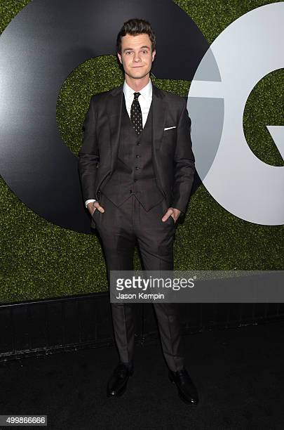 Actor Jack Quaid attends the GQ 20th Anniversary Men Of The Year Party at Chateau Marmont on December 3 2015 in Los Angeles California