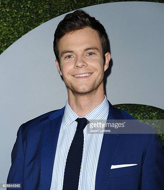 Actor Jack Quaid attends the GQ Men of the Year party at Chateau Marmont on December 8 2016 in Los Angeles California