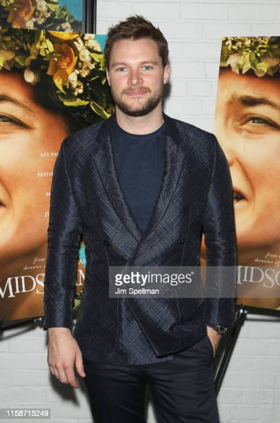 Actor Jack Reynor attends the Midsommar New York screening at Metrograph on June 27 2019 in New York City