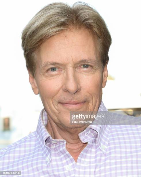 Actor Jack Wagner visits Hallmark's 'Home Family' at Universal Studios Hollywood on December 18 2018 in Universal City California