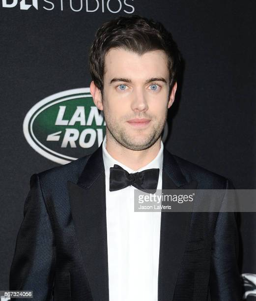 Actor Jack Whitehall attends the 2017 AMD British Academy Britannia Awards at The Beverly Hilton Hotel on October 27, 2017 in Beverly Hills,...
