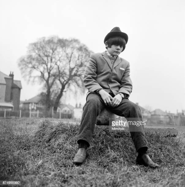 Actor Jack Wild who played the role of the Artful Dodger in the 1968 Lionel Bart musical film Oliver Pictured in his local park 28th February 1969