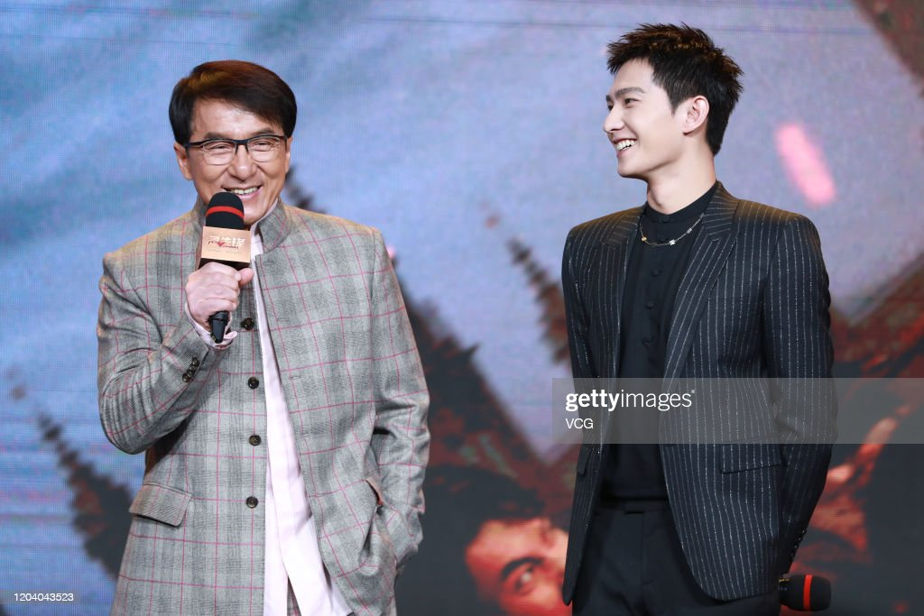 Actor Jackie Chan And Actor Yang Yang Attend The Premiere Of Director News Photo Getty Images