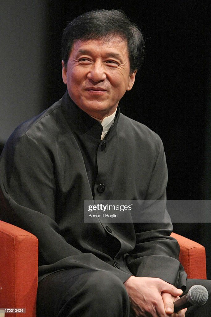 2013 New York Asian Film Festival Star Asia Lifetime Achievement Award Ceremony : News Photo