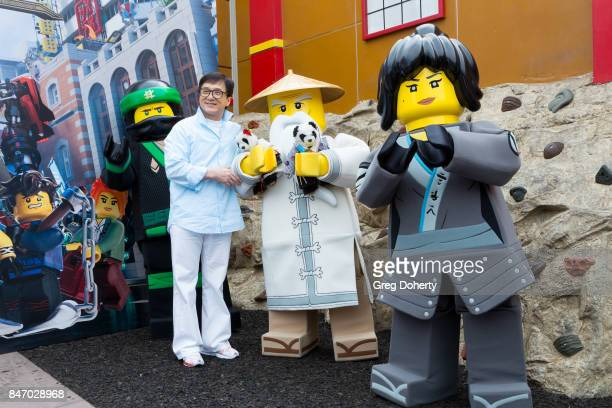 29 Cast Photo Call For Warner Bros Pictures The Lego Ninjago