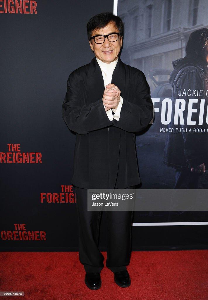 "Premiere Of STX Entertainment's ""The Foreigner"" - Arrivals"