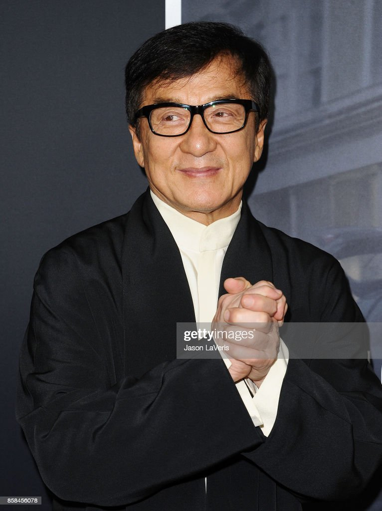 """Premiere Of STX Entertainment's """"The Foreigner"""" - Arrivals : News Photo"""