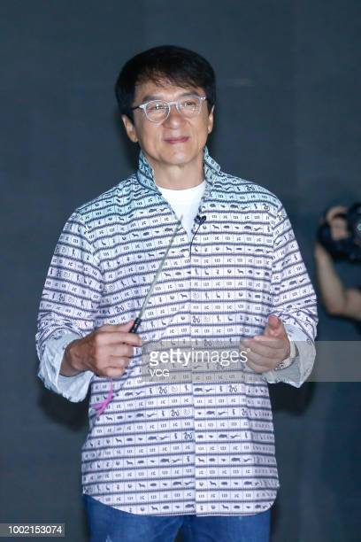 20 Annual International Jackie Chan Action Movie Week Press