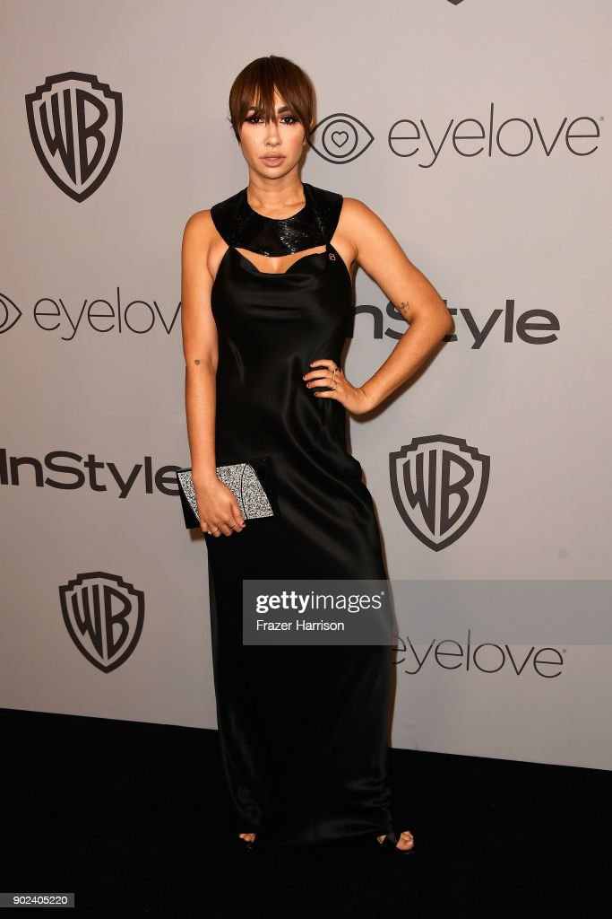 Actor Jackie Cruz attends the 19th Annual Post-Golden Globes Party hosted by Warner Bros. Pictures and InStyle at The Beverly Hilton Hotel on January 7, 2018 in Beverly Hills, California.