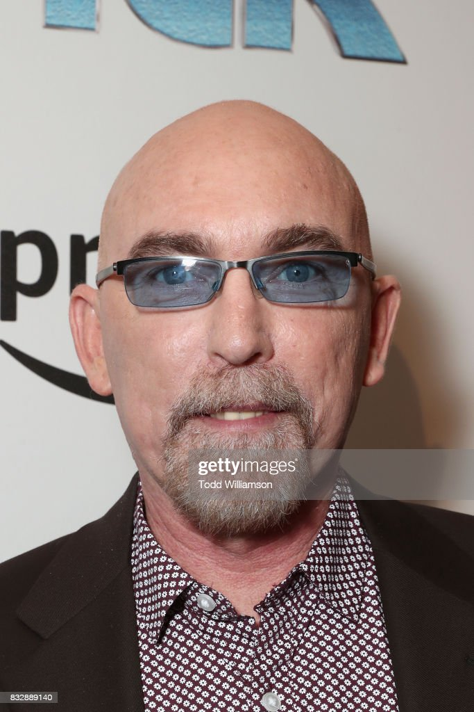 Actor Jackie Earle Haley attends the blue carpet premiere of Amazon Prime Video original series 'The Tick' at Village East Cinema on August 16, 2017 in New York City.