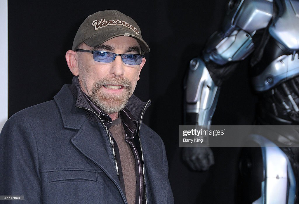 """Robocop"" - Los Angeles Premiere : News Photo"