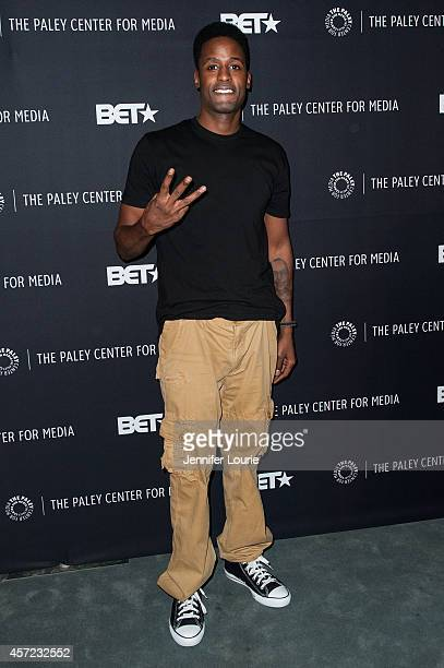 Actor Jackie Long arrives at An Evening With 'Real Husbands of Hollywood' presented by The Paley Center for Media on October 14 2014 in Beverly Hills...