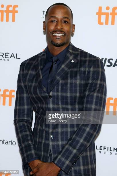Actor Jackie Long attends the 'Bodied' premiere during the 2017 Toronto International Film Festival at Ryerson Theatre on September 7 2017 in Toronto...