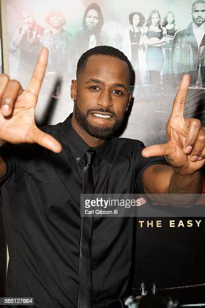 Actor Jackie Long attends TV One's 2016 TCA Critic's Tour at The Beverly Hilton Hotel on August 1 2016 in Beverly Hills California