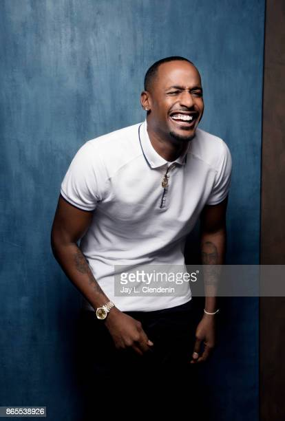 Actor Jackie Long from the film 'Bodied' poses for a portrait at the 2017 Toronto International Film Festival for Los Angeles Times on September 08...