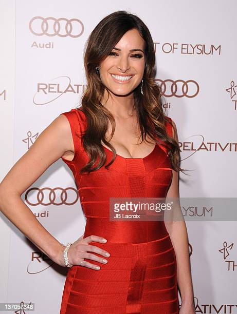 Actor Jackie Seiden arrives at The Art Of Elysium's 5th Annual Heaven Gala on January 14 2012 in Los Angeles California