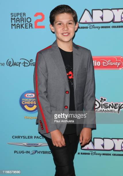 Actor Jackson Dollinger attends the 2019 Radio Disney Music Awards at CBS Studios Radford on June 16 2019 in Studio City California