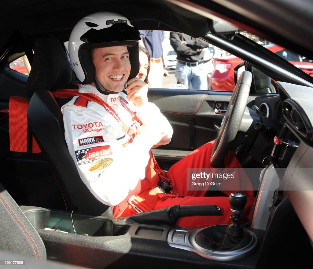 2013 Toyota Pro/Celebrity Race - Press Practice Day