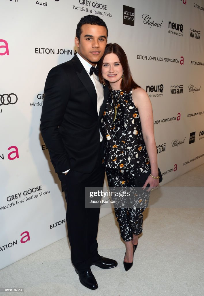 21st Annual Elton John AIDS Foundation Academy Awards Viewing Party - Red Carpet : News Photo