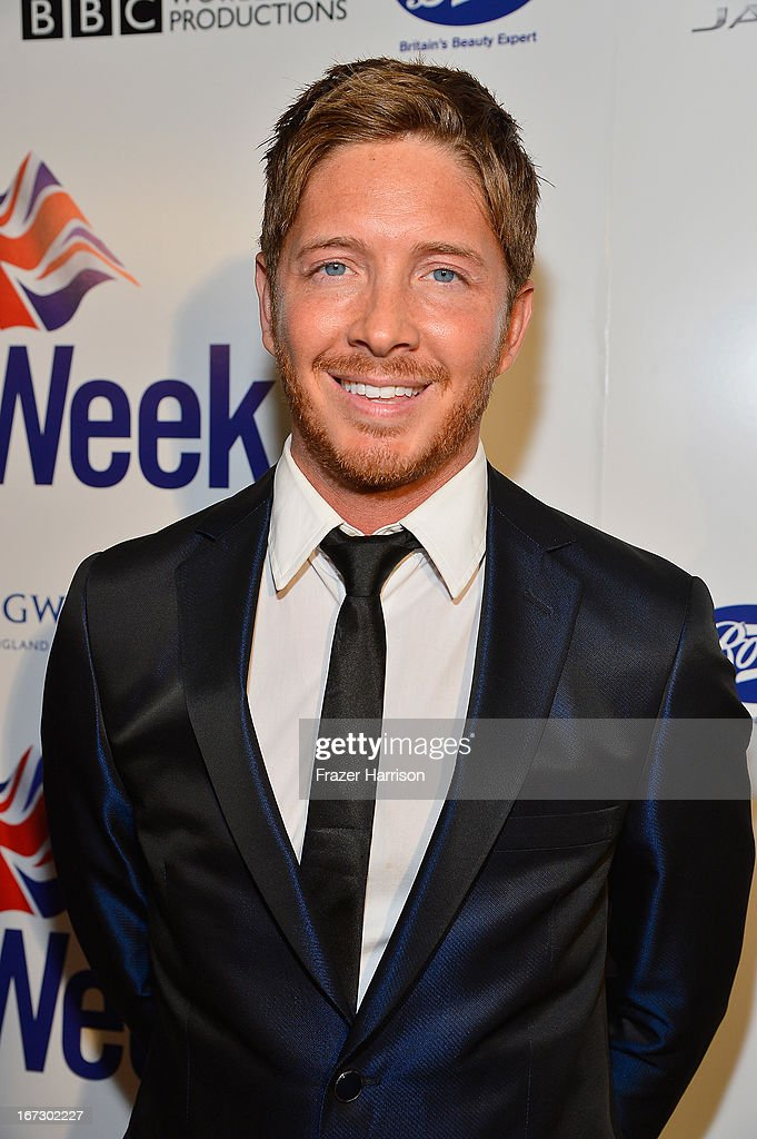 Actor Jacob Diamond attends the launch of the Seventh Annual BritWeek Festival 'A Salute To Old Hollywood' on April 23, 2013 in Los Angeles, California.