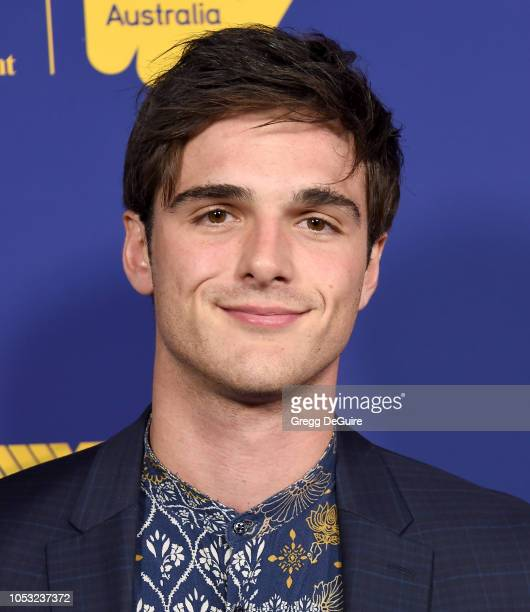 Actor Jacob Elordi arrives at the 7th Annual Australians In Film Award Benefit Dinner at Paramount Studios on October 24 2018 in Los Angeles...
