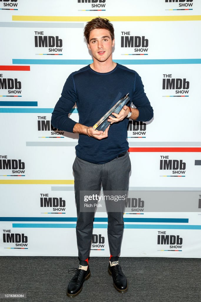 Jacob Elordi Visits The IMDb Show : News Photo