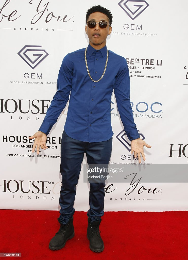 House Of CB & House Of Tre Li Pre Grammy Party : News Photo