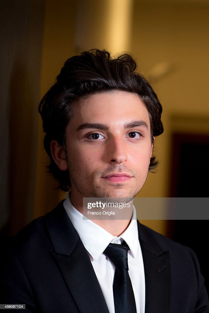 Actor Jacob Loeb is photographed on September 5, 2014 in Venice, Italy.