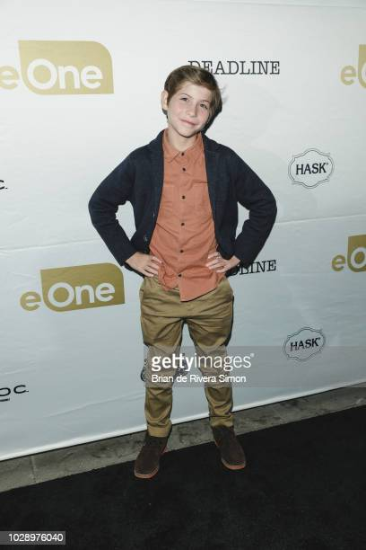 Actor Jacob Tremblay attends eOne Best of the Fest TIFF 2018 Celebration at Assembly Chef's Hall on September 7 2018 in Toronto Canad