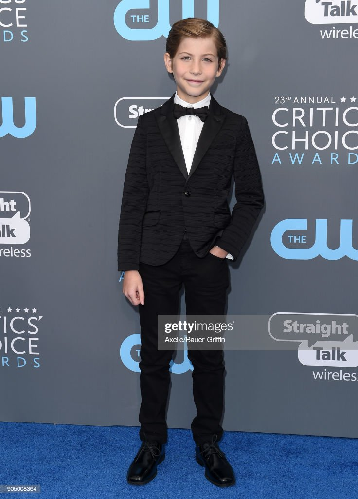 23rd Annual Critics' Choice Awards - Arrivals : News Photo