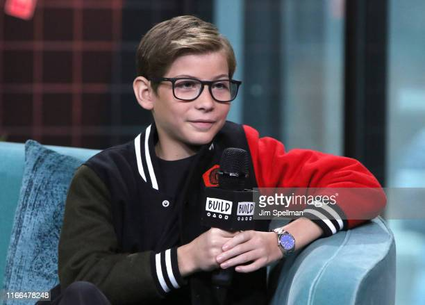 Actor Jacob Tremblay attends the Build Series to discuss Good Boys at Build Studio on August 06 2019 in New York City